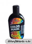 TURTLE WAX COLOR MAGIC PLUS CIERNY 500ml